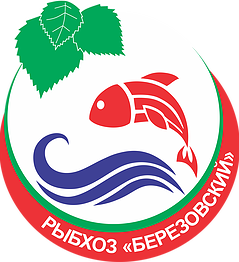 Логотип рыбхоз зарыбление водоемов