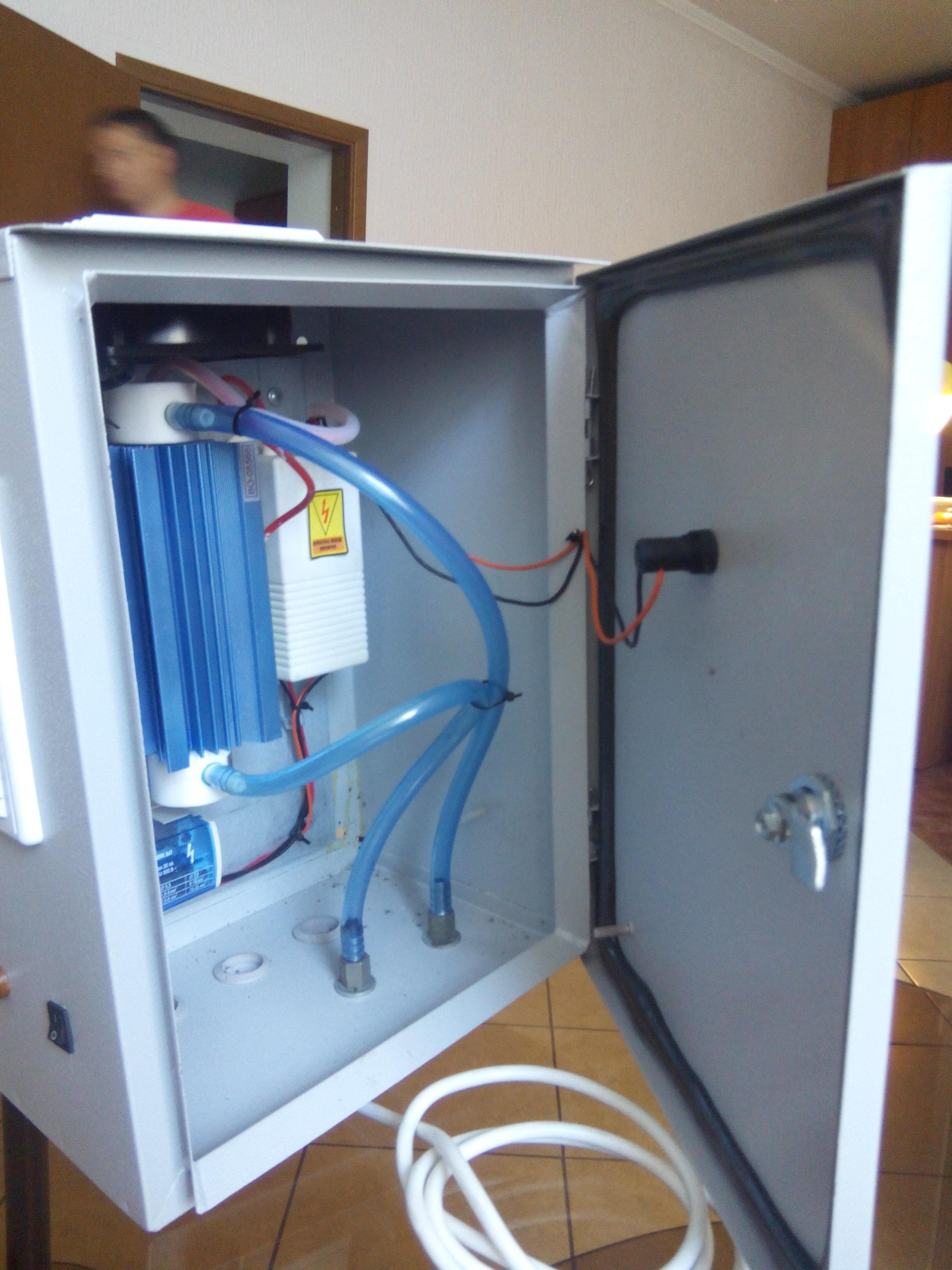 озонатор для воды